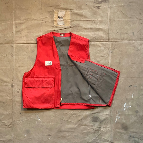 60s Hunting Vest by Ideal