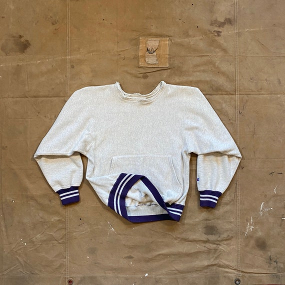 90s Reverse Weave Hoodie Champion Sweatshirt Tri b