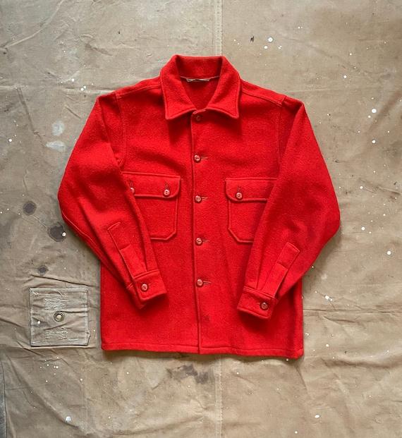 1950s / 60s Woolrich Shirt Jacket BSA