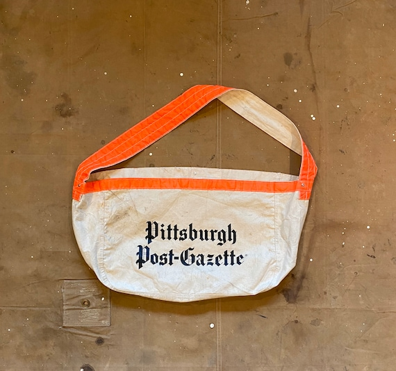 Pittsburgh Post-Gazette Newspaper Bag