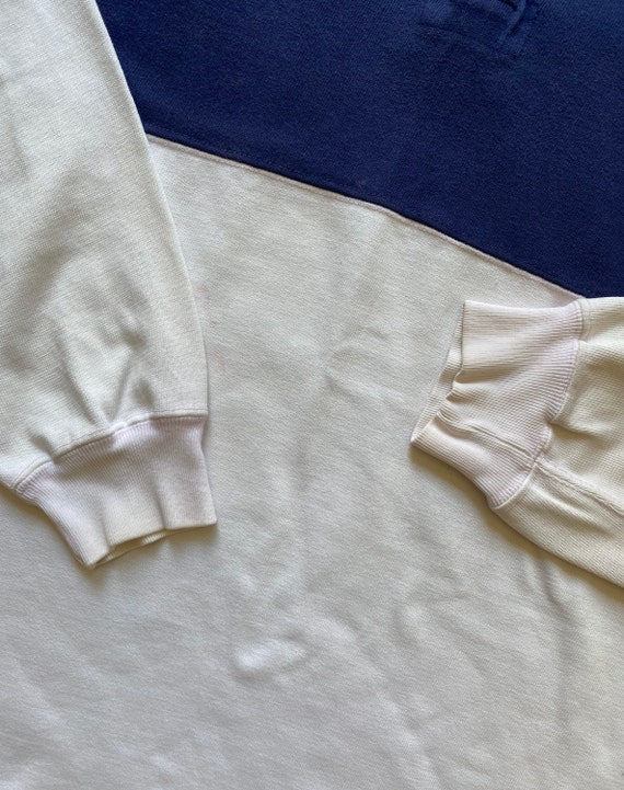 80s Ralph Lauren Crossflags Polo 1987 Rugby - image 6