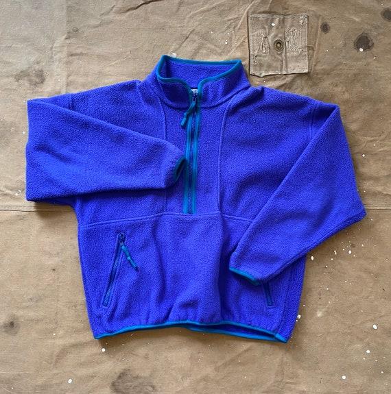 90s EMS Fleece pullover