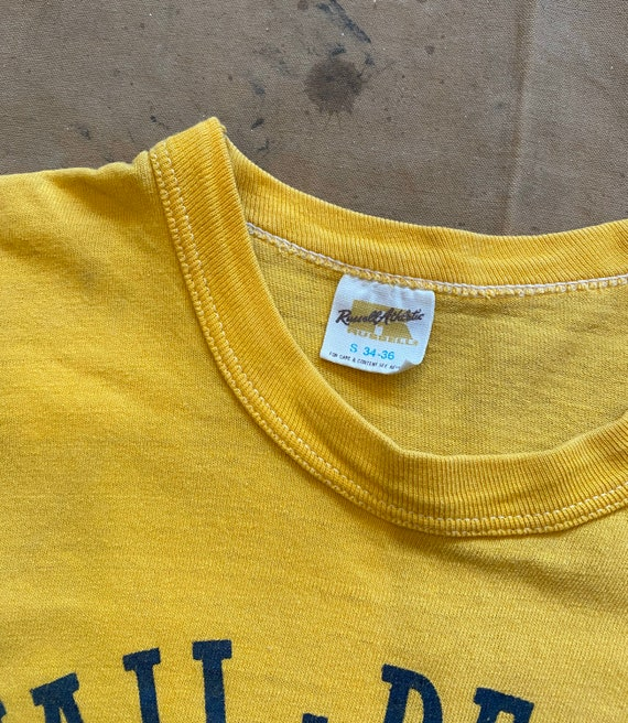 70s Russell Phys Ed T-Shirt - image 9