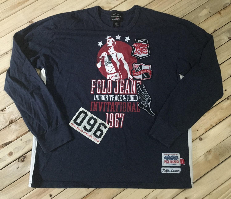 Ralph Lauren Jeans Polo Co Shirt ZPkXiu