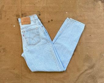 26 waist '80s Levi's 550