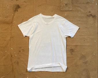 70s White T-shirt