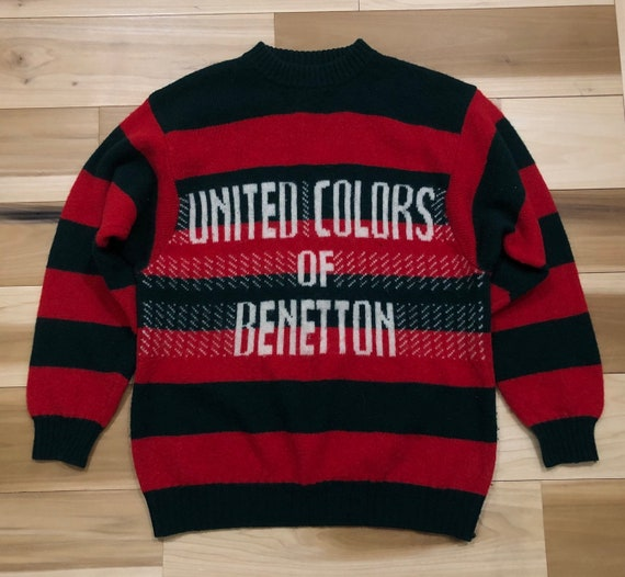 United Colors of Benetton Striped Sweater