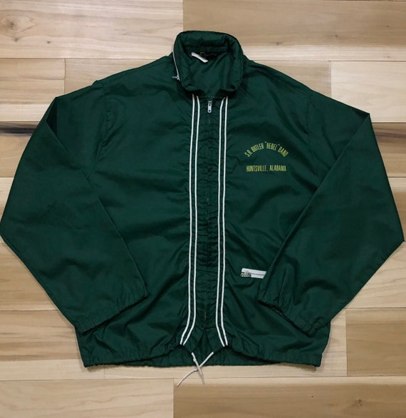 Running Man 1960s Champion Coach Jacket Nylon USA