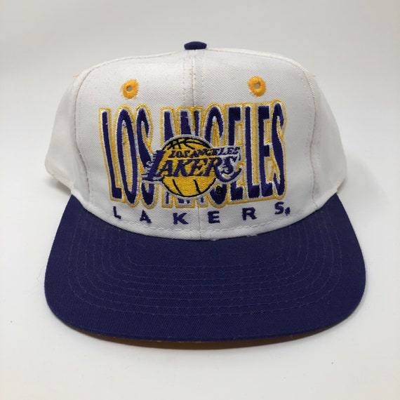 90s LA Lakers Snap Back Limited Edition NOS*