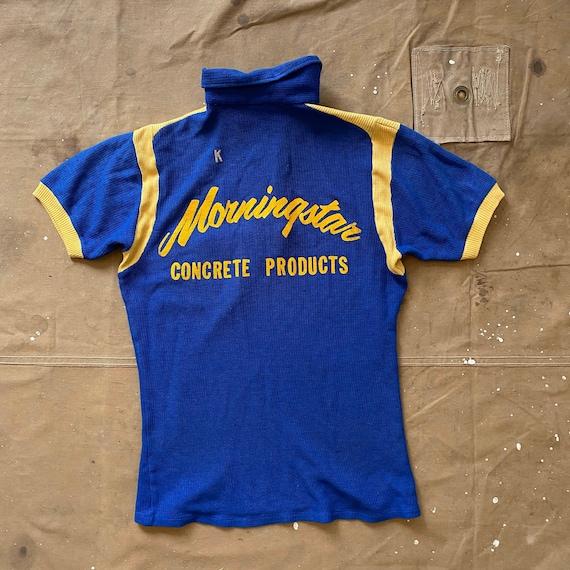 50s Bowling Shirt Morningstar Hilton