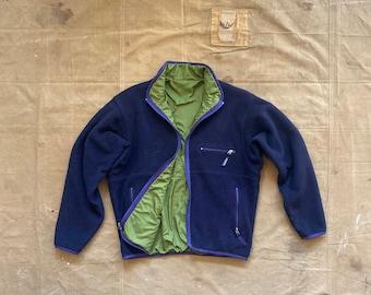 90s Patagonia Glissade Reversible Jacket USA