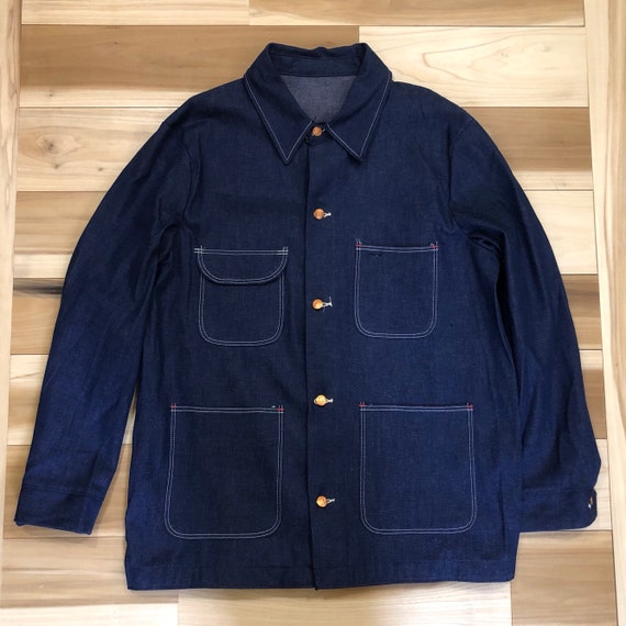 Blue Bell Chore Coat 10 oz denim Deadstock