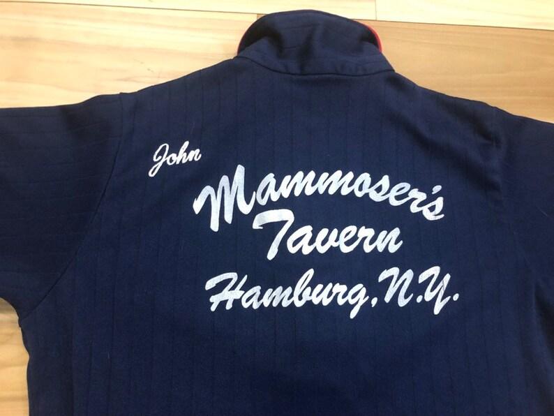 Hilton 1970s Bowling Shirt