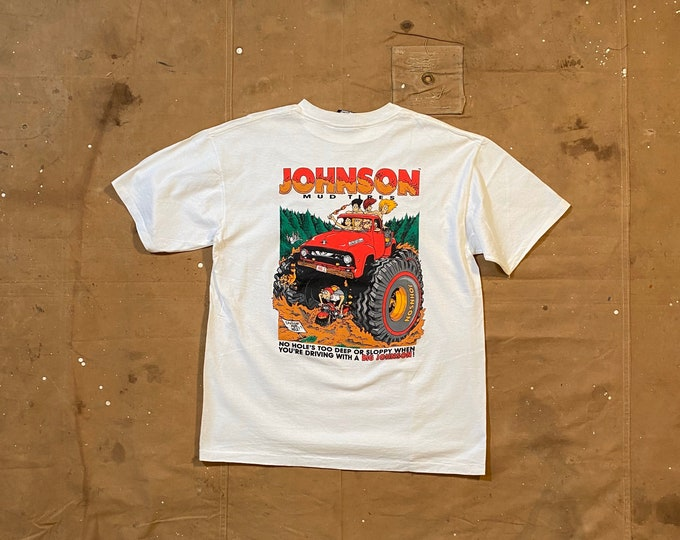 90s Big Johnson T-shirt Parody