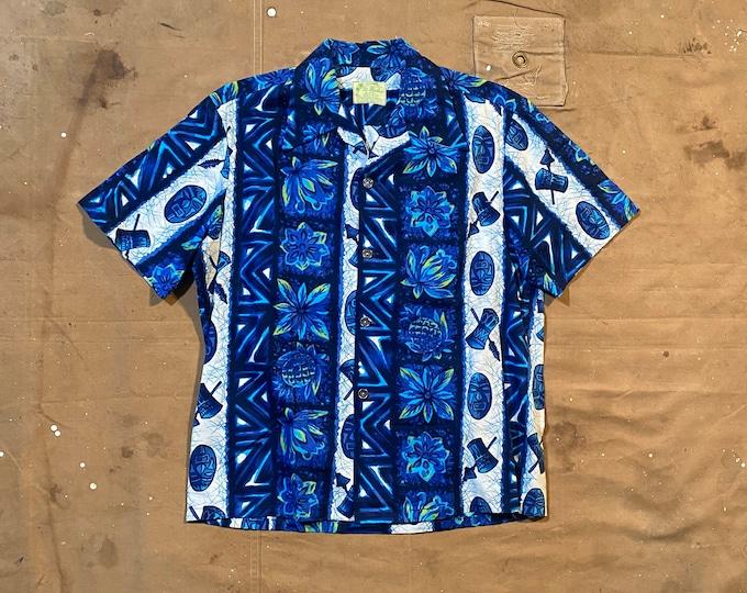 Ui Maikai '50s Hawaiian Shirt