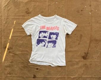 Paper thin '70s Beatles T Shirt