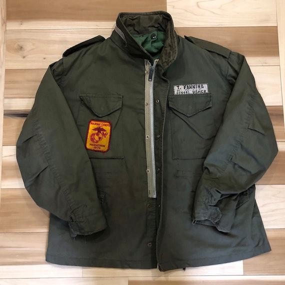 OG 107 Vietnam Coat