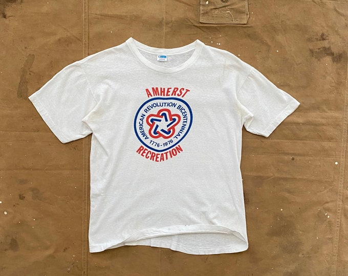70s Champion T-shirt Recreation