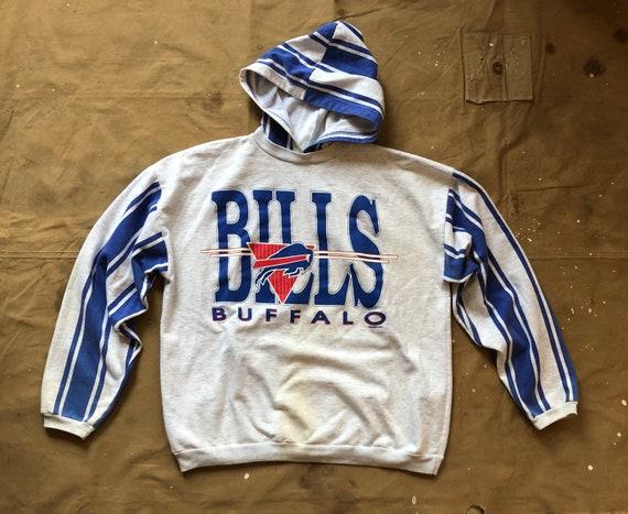 90s Buffalo Bills Cliff Engle Hoodie