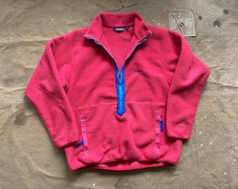 FA88 Patagonia Synchilla Fleece Pullover USA