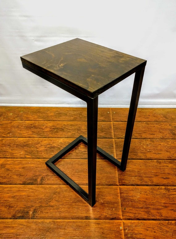 TV Tray, Tuck In Side Table 25u201d Tall , End Table.
