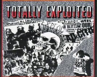 Exploited Best Of  27 SONG CD