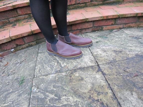 Dr Marten Gusset Shoe