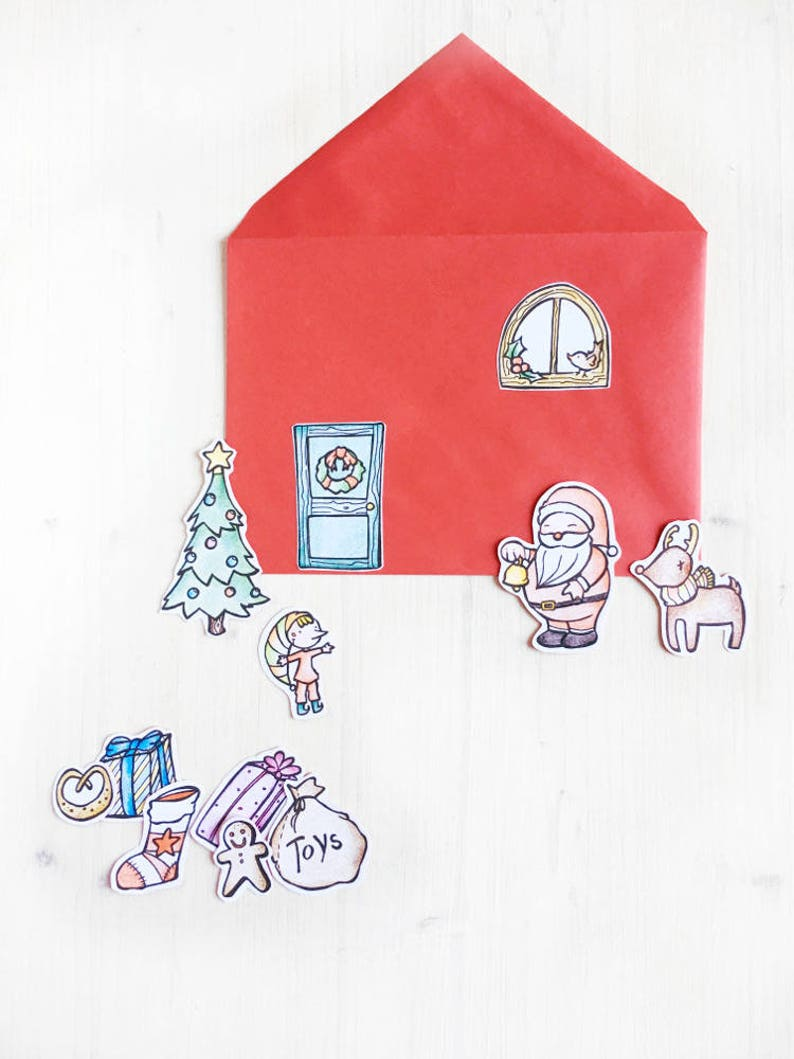 Printable Toy. Downloadable pretend play game including 12 image 0