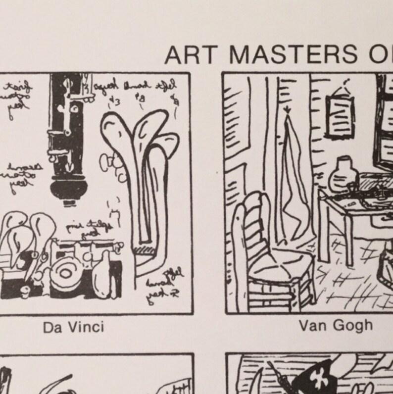 Unique oboe instrument art print coloring book adult student image 0