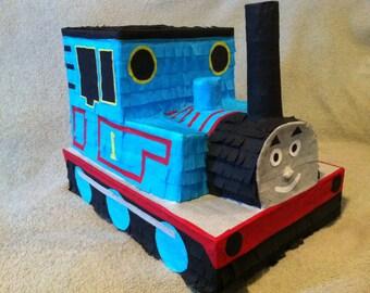 Thomas the train piñata