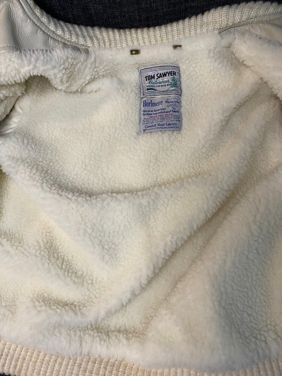 Rare Vintage 1940s Tom Sawyer outerwear jacket - image 4
