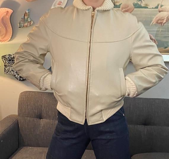 Rare Vintage 1940s Tom Sawyer outerwear jacket - image 8