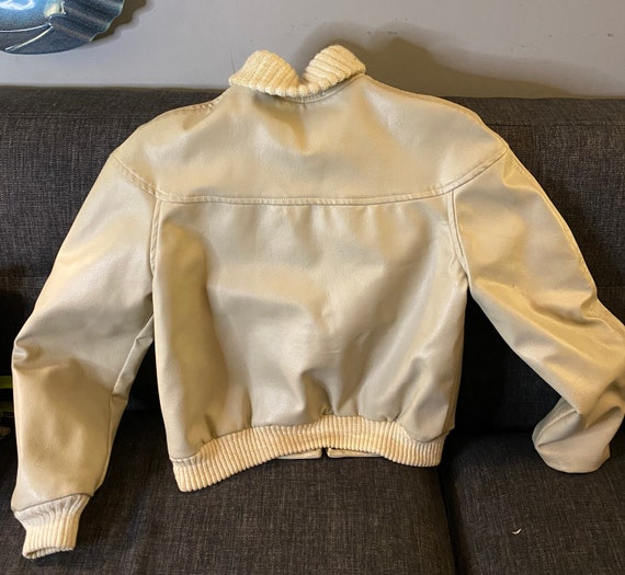 Rare Vintage 1940s Tom Sawyer outerwear jacket - image 10