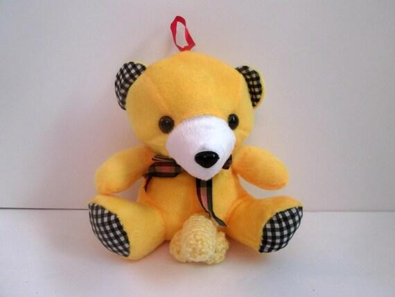 Teddy bear with cock