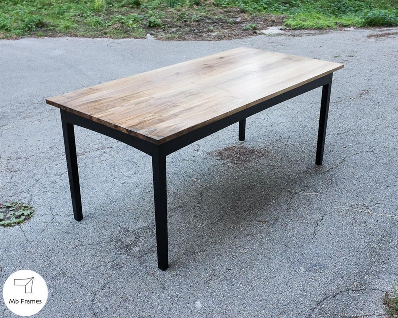 be3e54f776e2 Dining table Living room Furniture Kitchen Walnut Black