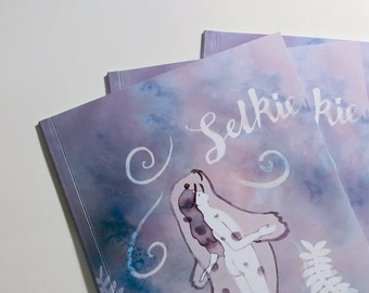Wordless Selkie Picture Book