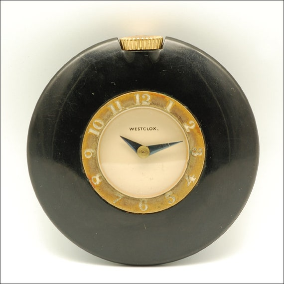 1930s Westclox Purse Watch
