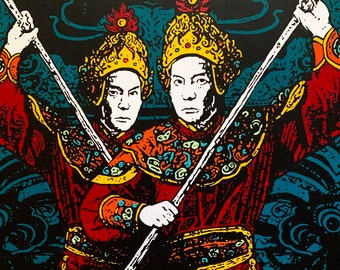 Citadel Warrior Dancers, Hue Vietnam 2018