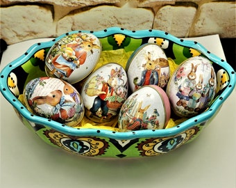 easter Large Sunnyside up Egg Shaped Box egg egg box gift box