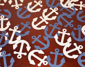 Anchor Confetti-Set of 50