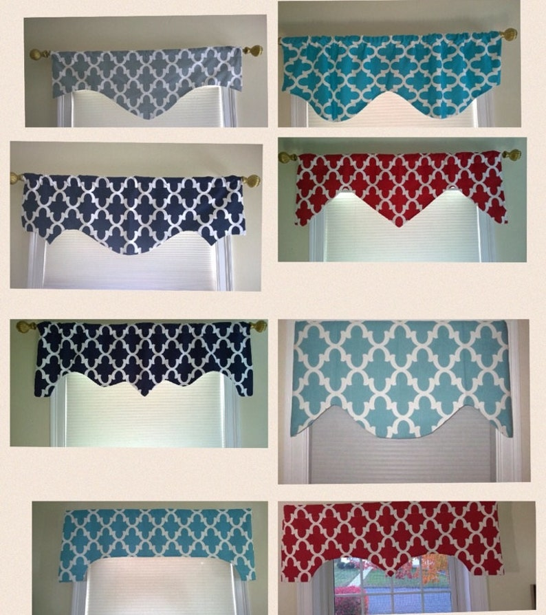Valances Window Treatments image 0 ...
