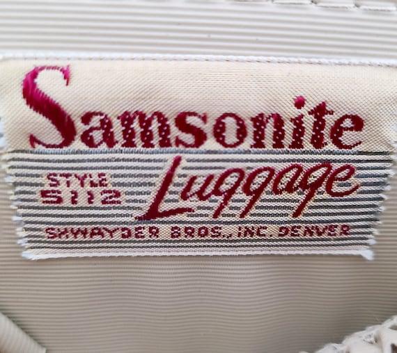 Samsonite Train Case Style 5112 - image 7