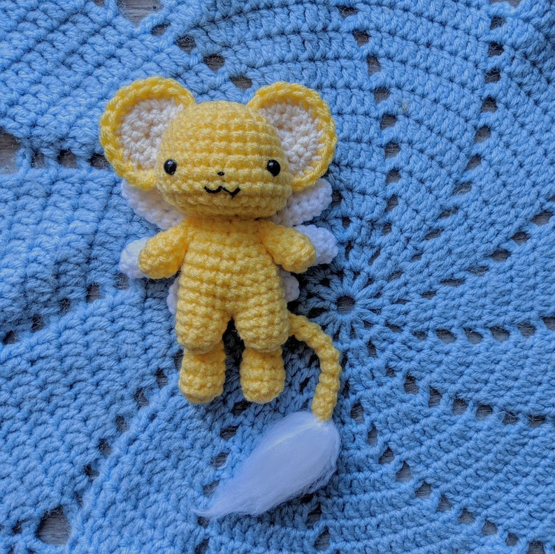 Kero and Spinel Sun Amigurumi Crochet Pattern image 0