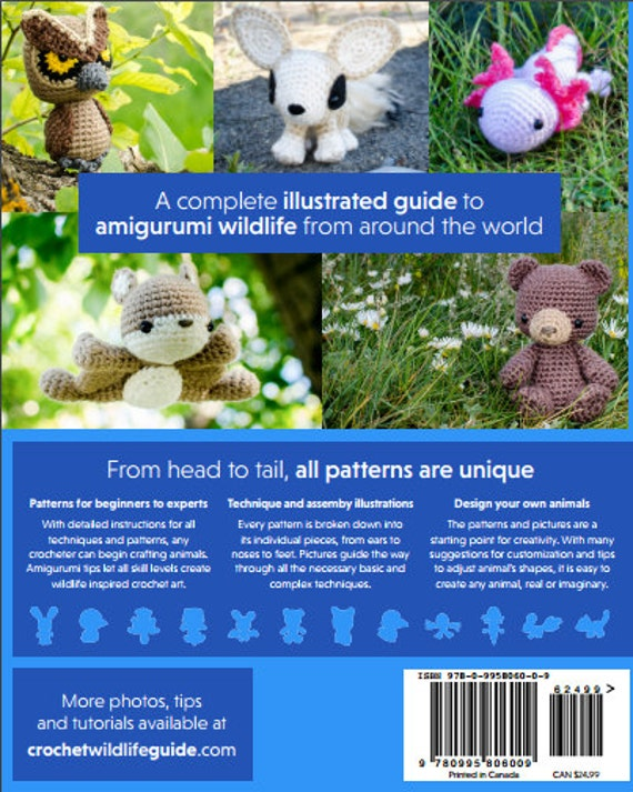 Free beginner's guide to crochet amigurumi | FreshStitches | 713x570
