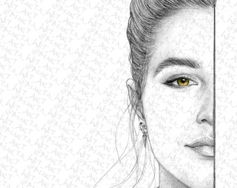 MARVEL61 - Fan Art Print - Yelena