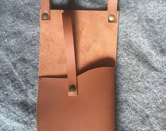 Brown holster for Merrison power 5, DLT44 and DH17 used from Imperial Staff Officer and rebel fleet trooper