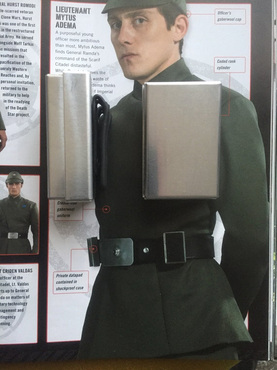 Rogue One  Solo Era Imperial Belt Boxes