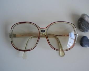 4a5e082f9c94 LOU MODE 70 s vintage glasses frame