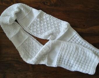 Knitting Pattern - Scarf