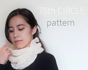 Crochet Pattern // Nellas Cowl Pattern